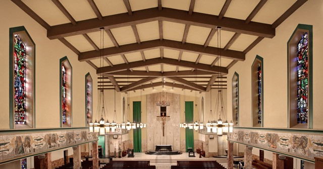 St. Boniface Peaceful Setting