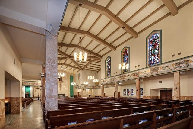 St. Boniface Windows