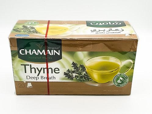 Chamain Thyme Tea bags 34g