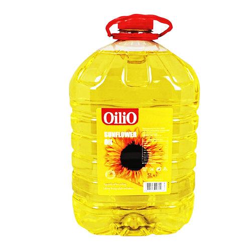 WS-Oilio Sunflower Oil 5LX4