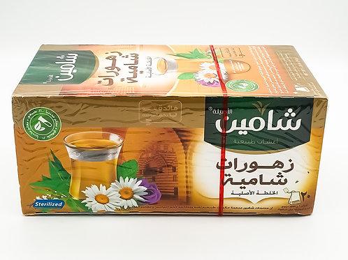 Chamain Zhourat Tea Bag 34g