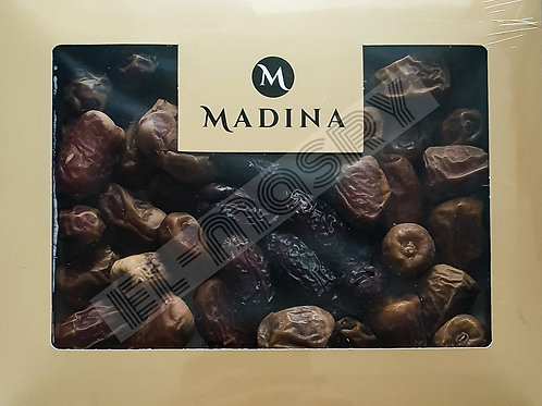 Madina Mix Dates 600g (Sofry/Safawy/Khalas)