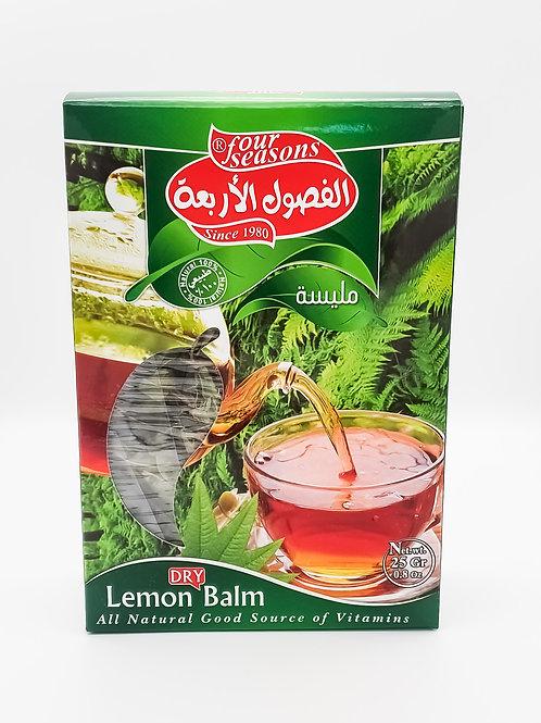 Four Season Lemon Balm 50g