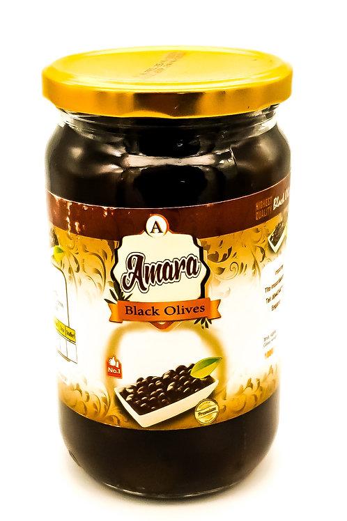 WS- Black Sliced Olives ( 1KGX12)