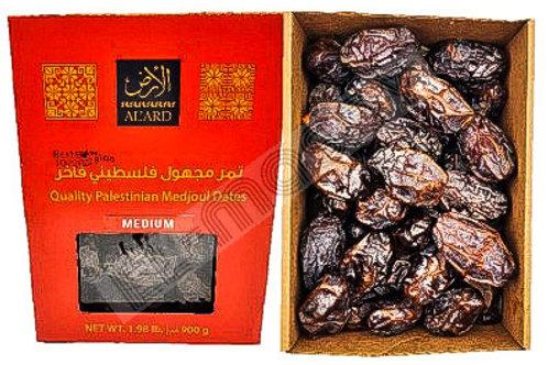 Al'Ard   Palestinian Premium Medjoul Dates 900g Medium