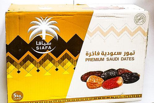 Siafa Saudi Premium Safawy Dates 5kg