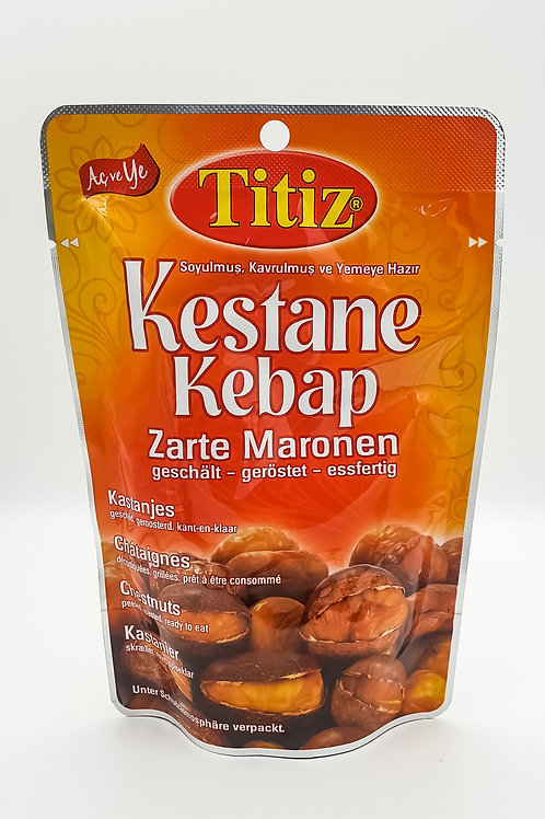 Titiz Ready to Eat Chestnuts 134g