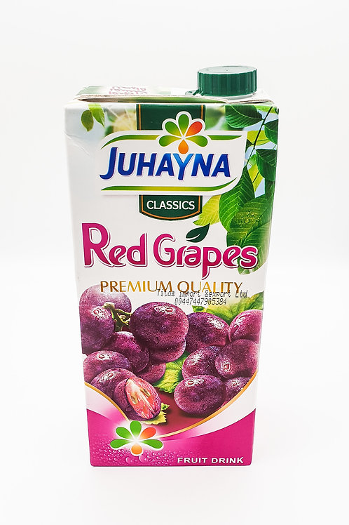 Red Grapes 1L Johayna