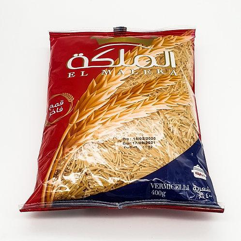 El Maleka Vermicelli  pasta 400g (Pack of 2)