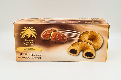 Siafa Asawer Mamool Date with Sesame 200g