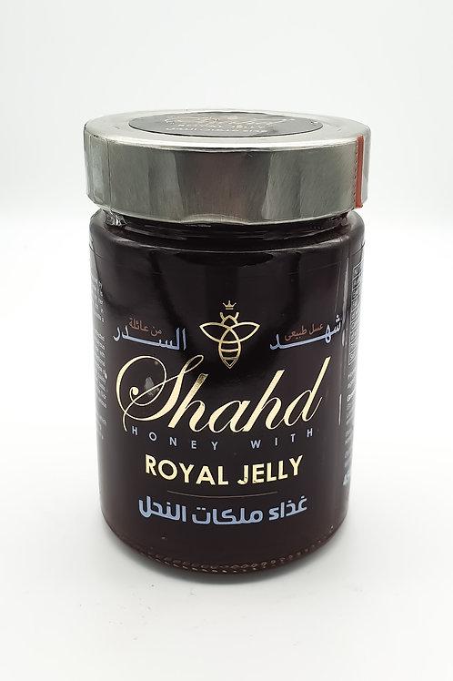 WS- Shahd Honey With Royal Jelly (454gX12)