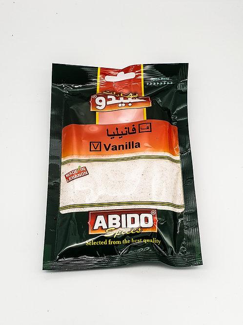 WS- Abido Vanilla 100gX10