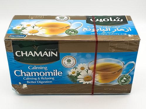 Chamain Chamomile Tea Bags 34g