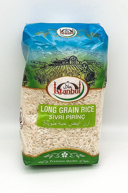 WS-Istanbul Long Grain Rice 1kgX6