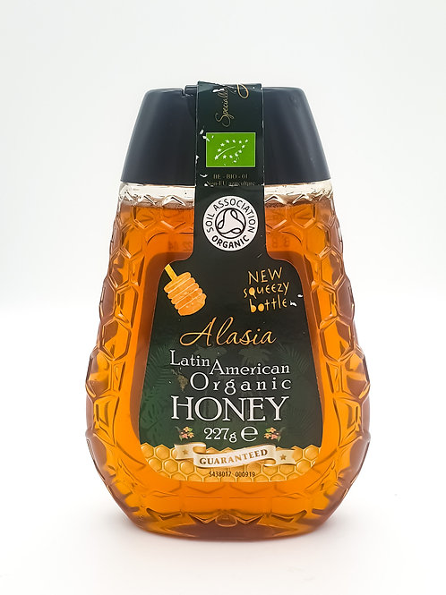 Alasia Organic Honey 227g
