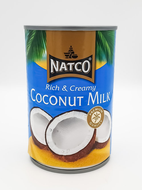Natco Coconut Milk 400ml