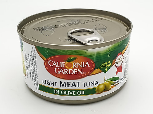 California Garden Light Tuna in olive oil 185g