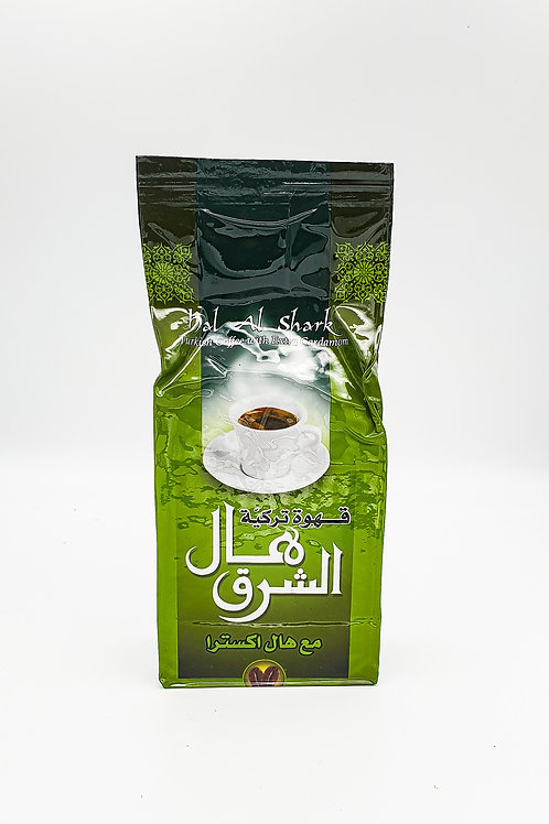 Turkish Coffee Hal Elshark with Cardamon 200g