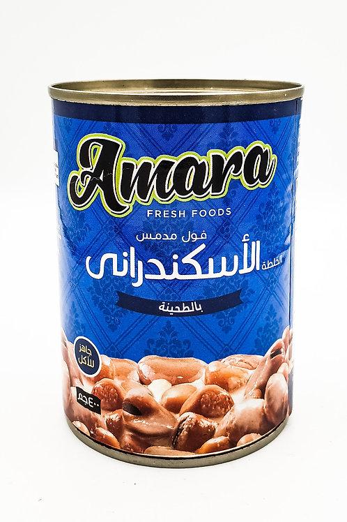 Amara Fava Beans Alexandrian Recipe
