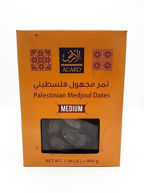 Al'Ard Palestinian Medjoul Medium 900g