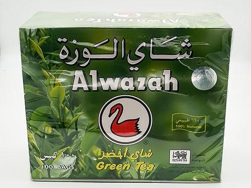 Swan Green Tea  (100 Tea bags)