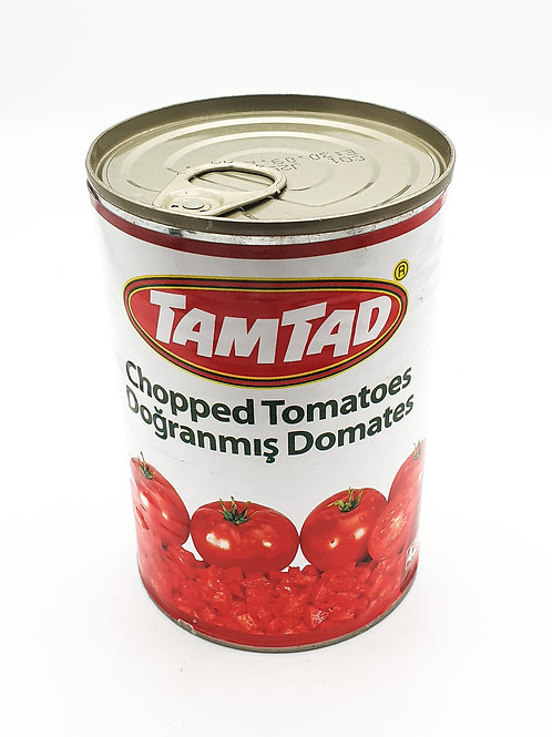WS-Tinned Chopped Tomatoes TAMTAD 400gX12