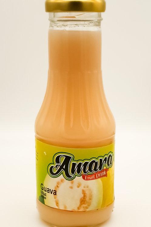 Amara Guava Juice 250ml (Pack of 2)