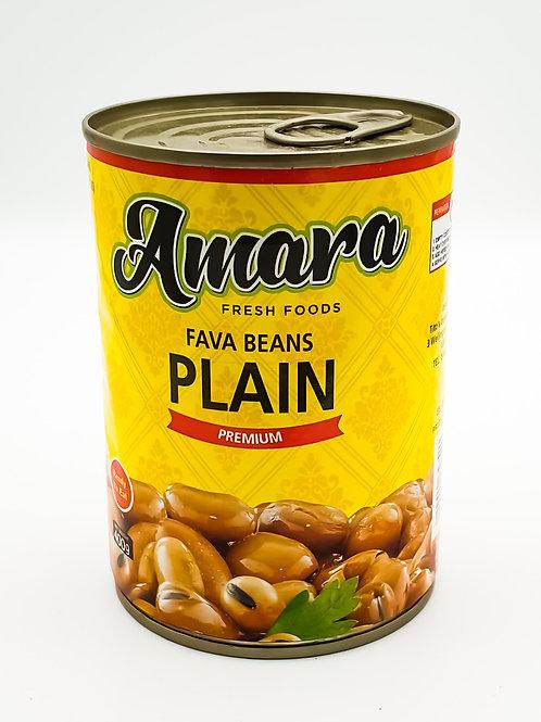 WS- Amara Plain Fava Beans 400gX24