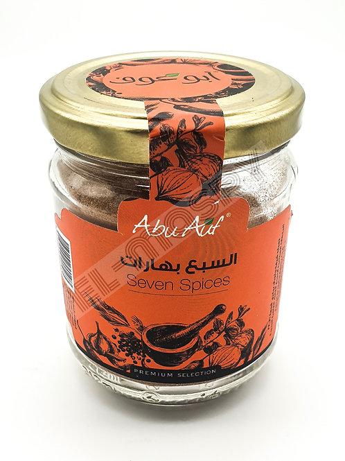 Abu Auf 7 spices 80g
