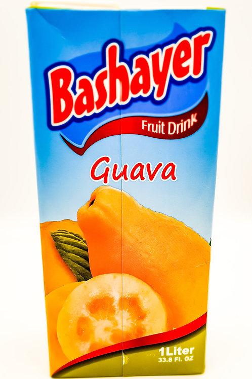 WS-Bashayer Guava Juice (1LX12)