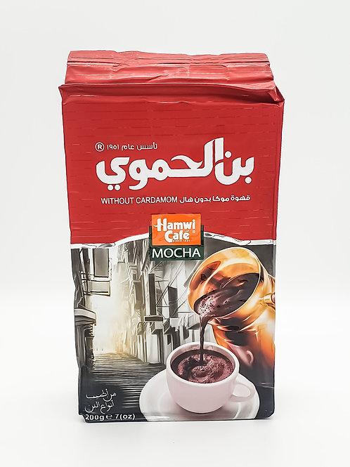 Hamwi Mocha Coffee without cardamon 200g