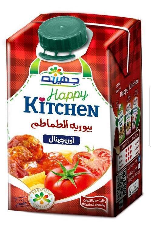 WS-JUHAYNA Tomato puree 250mlX12
