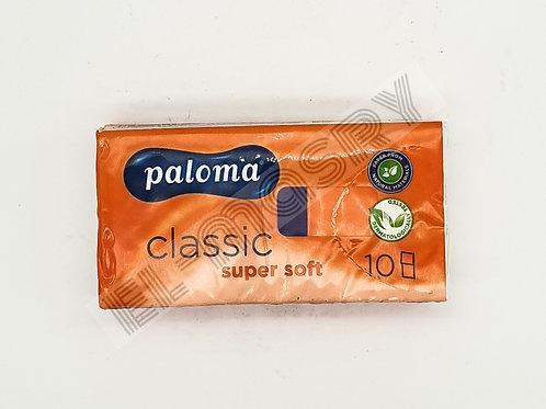 Paloma Pocket Tissue 10 packets