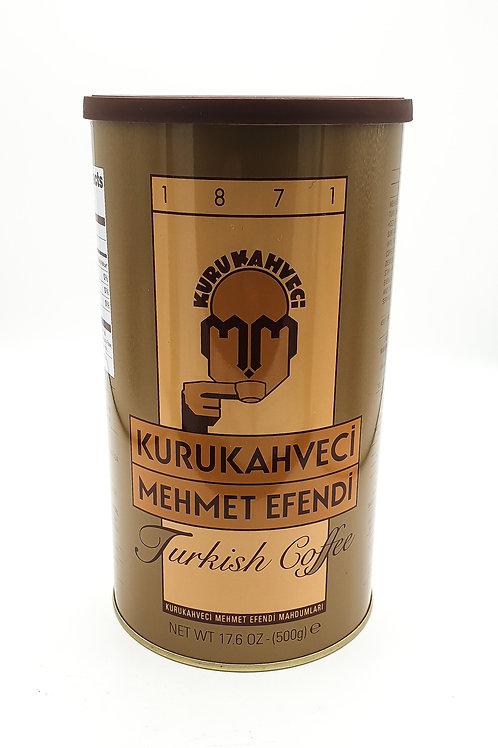 WS- Mehmet Efendi Turkish Coffee 250GX12