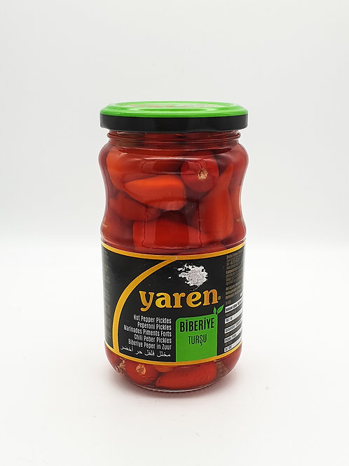 Yaren Hot Red Pepper Pickles 350g