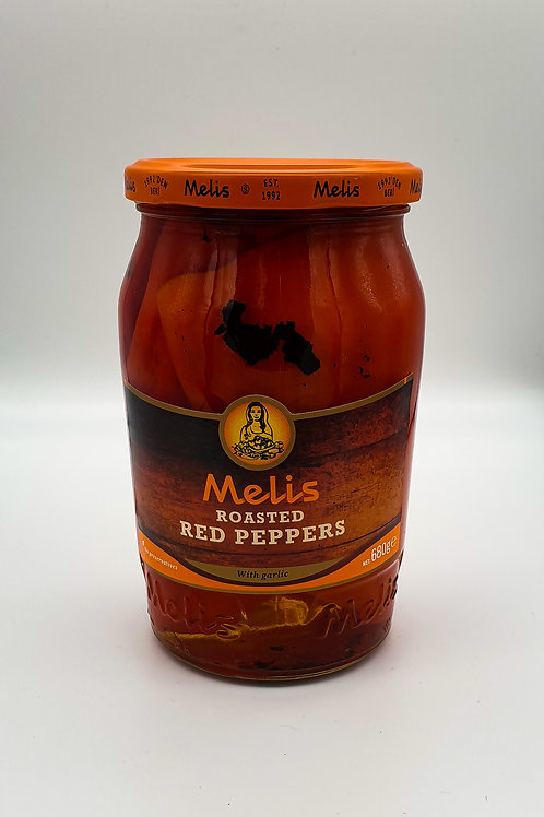 WS- Melis Roasted Red Pepper 720gX6