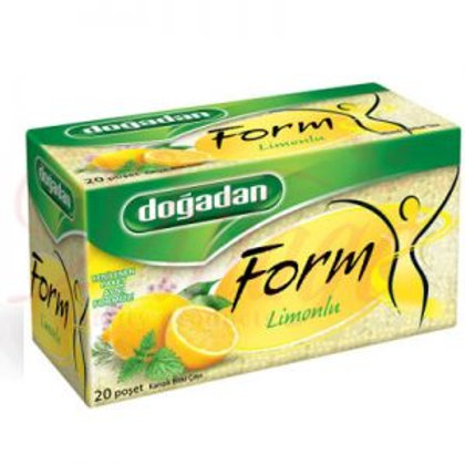 WS-Dogadan Lemon Form Tea 20bagsX12