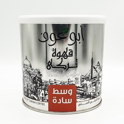 Abu Auf Turkish Coffee 250g Medium Roast