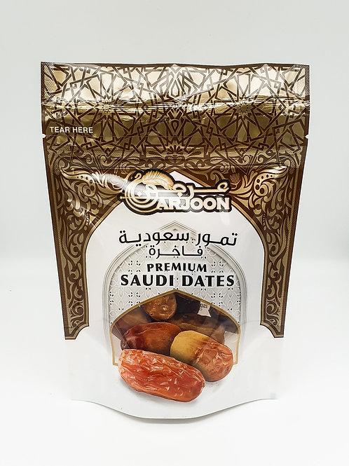 WS-Arjoon  Saudi Premium Dates  100gX24