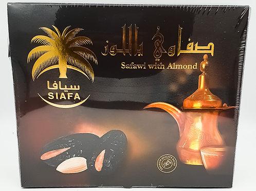 Siafa Safawi Almond Dates 300g