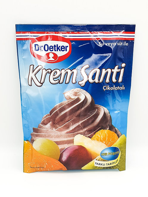 Dr.Oetker Whipped Cream Chocolate 80g
