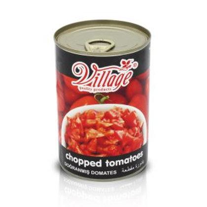 Village Chopped Tomatoes 400G