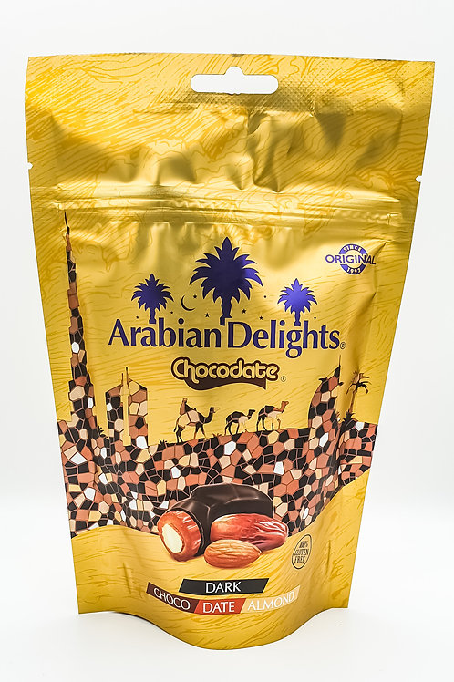 Arabian Delights Chocodate 100g