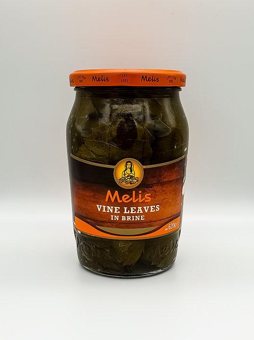 Melis Vine Leaves Jar in Brine 720g