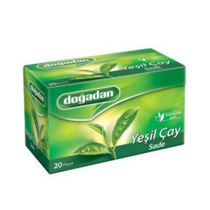WS-Dogadan Green Tea (20TEA BAGS X12)