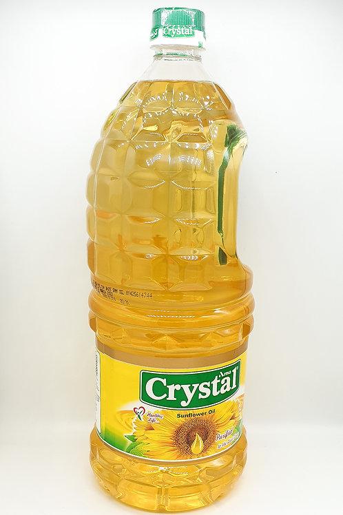 WS- Crystal SUNFLOWER OIL 3LX6