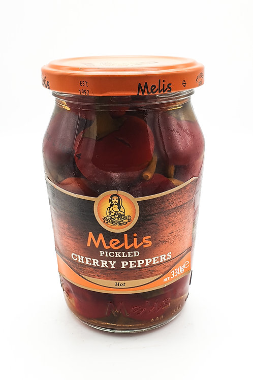 Melis Cherry Peppers 370cl