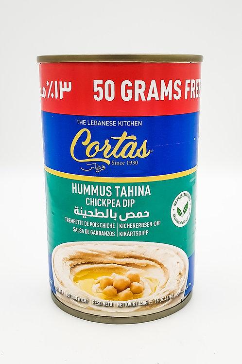 Cortas Hummus Tahina 400g