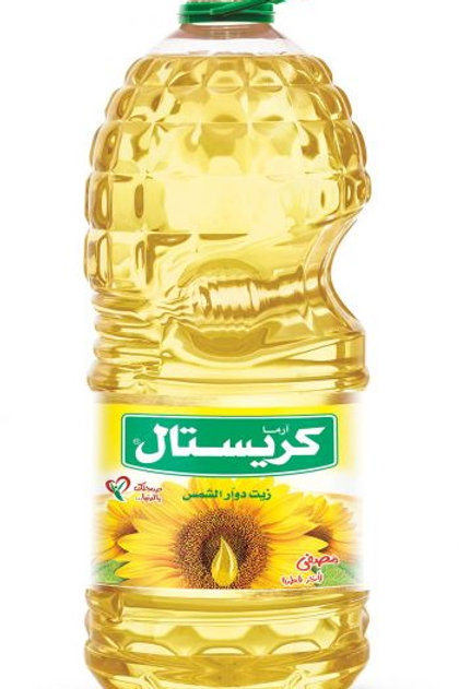 WS-Crystal Sunflower Oil 5LX4