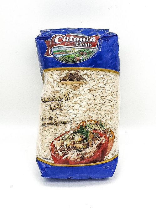WS- Chtoura Premium Egyptian Rice 900gX12